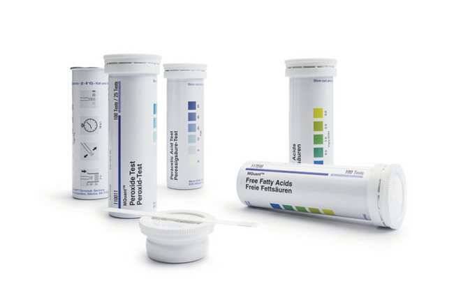 MilliporeSigma MQuant Tin Test Strips 10 to 200mg/L Tin:Thermometers, pH